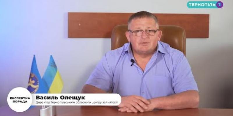 Вбудована мініатюра для Експертна порада: Ринок праці Тернопільщини